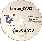 Xubuntu 16.04 LTS, Ubuntu + XFCE, 32 & 64 Bit DVD