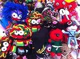 Voodoo doll 5 x random supplied cutie gang doll