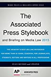 img - for The Associated Press Stylebook 2015 (Associated Press Stylebook and Briefing on Media Law) book / textbook / text book
