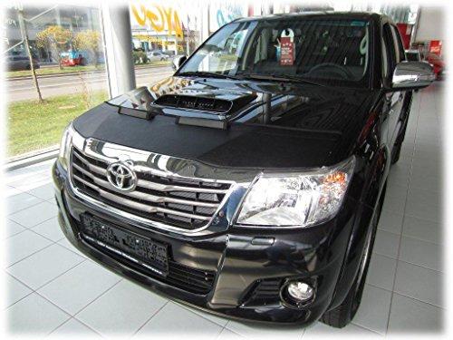 AB-00488-Toyota-HILUXS-de-2005-BRA-DE-CAPOT-PROTEGE-CAPOT-Tuning-Bonnet-Bra