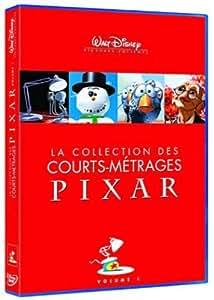 La Collection des courts métrages Pixar - Volume 1