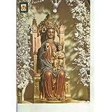 Postal 014286: Virgen Nuestra Señora de Gracia, Villarreal de los Infantes, Castellon