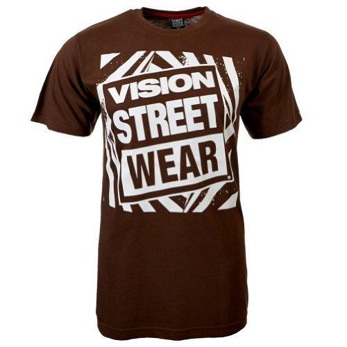 Vision Street Wear Gator Logo T-Shirt carafe