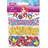 Disney The Little Mermaid Value Confetti (Multi-colored) Party Accessory