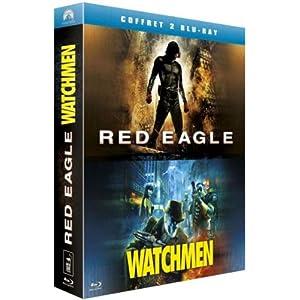 Coffret Red Eagle & Watchmen [Blu-ray]