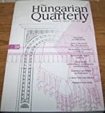 img - for The Hungarian Quarterly (Volume 35, Summer) book / textbook / text book