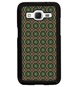 PrintDhaba Pattern D-5357 Back Case Cover for SAMSUNG GALAXY CORE PRIME (Multi-Coloured)