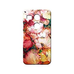 BLUEDIO Designer 3D Printed Back case cover for LG Nexus 5X - G5793
