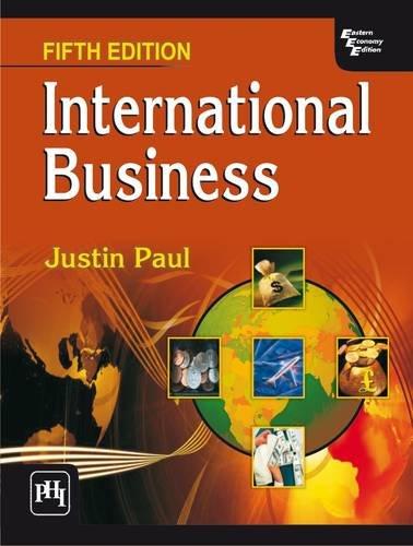 International Business 5th Edition price comparison at Flipkart, Amazon, Crossword, Uread, Bookadda, Landmark, Homeshop18