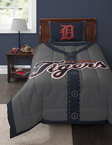 Mlb Detroit Tigers Twin Comforter Set front-1047512