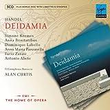 Georg Friedrich Haendel : Deidamia (Coffret 3 CD)