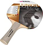 Butterfly Timo Boll Table Tennis Bat with Spin Control - Tan
