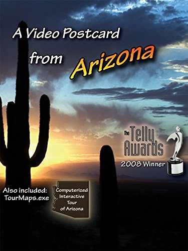A Video Postcard from Arizona on Amazon Prime Instant Video UK