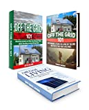 Off The Grid 101 Box Set: The Ultimate Guide to Generating Off Grid Power. Amazing Off Grid Ideas for Projects to Get You Off The Grid (living off the ... the grid, projects to get you off the grid)
