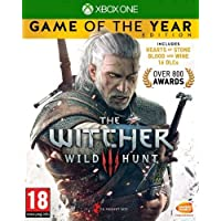 The Witcher 3 - Game of the Year Edition (Xbox One)