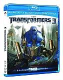 echange, troc Transformers 3 : la face cachée de la Lune - Combo Blu-ray 3D + Blu-ray 2D + DVD + copie digitale [Blu-ray]
