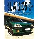 La 205 GTI Rallye T16 : Historique, évolution, identification, conduite, utilisation, entretien