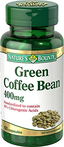 Nature's Bounty Verde-Coffee Integratore Alimentare 60 Capsule