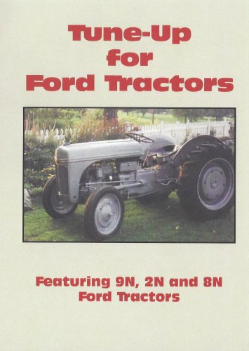 Tune-Up For Ford Tractors: 9N, 2N And 8N front-436045