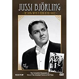 Jussi Bjorling: He Sang With a Tear in His Voice