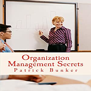 Organization Management Secrets Audiobook