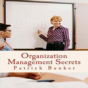 Organization Management Secrets Hörbuch
