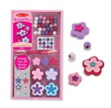 Melissa And Doug Flower Bead Set