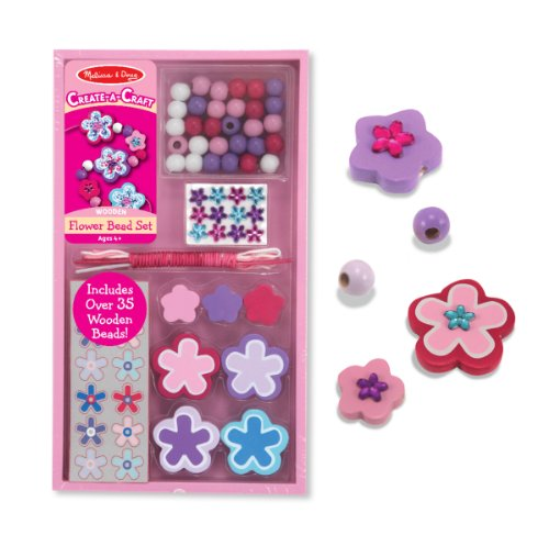 Melissa-Doug-Flower-Bead-Set