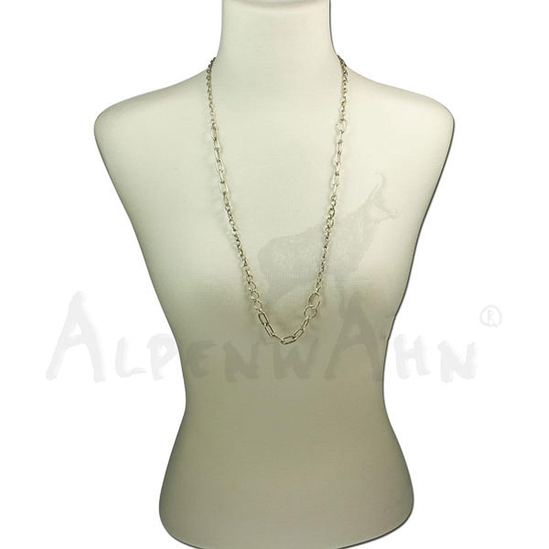 Alpenwahn Trachtenschmuck Damen Halskette lang online kaufen