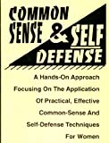 Common-Sense & Self-Defence