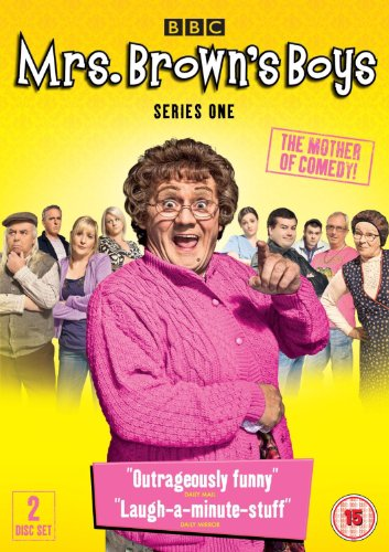Mrs. Brown's Boys (Series 1) Region 2 (Mrs Brown Boys Region 1 compare prices)