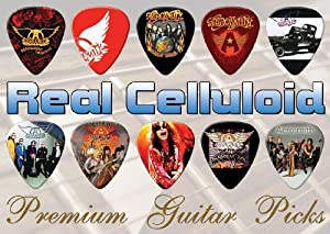 Aerosmith Premium Guitar Picks X 10 (TR)