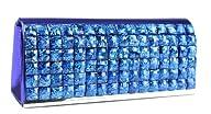Scarleton Rhinestone Flap Clutch H301…