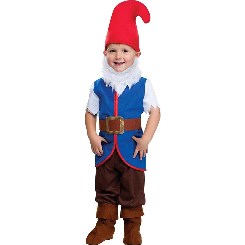 Детский костюм гномика своими