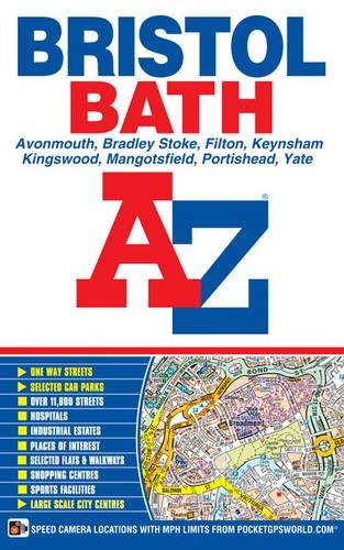 a-z-bristol-bath-street-atlas