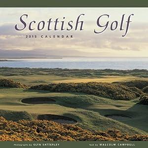 Scottish Golf 2015 Calendar