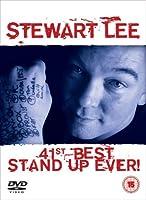 Stewart Lee '41st Best Stand Up Ever' [2008] [DVD]