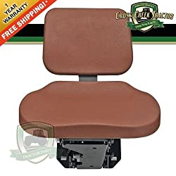 AL173569 New John Deere Buddy Seat 6105M, 6115M, 6