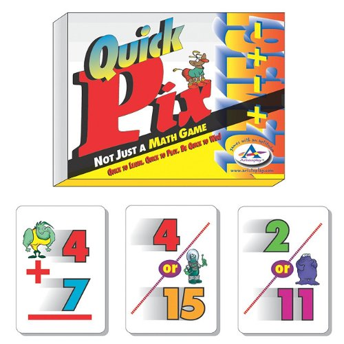 Quick Pix Math - 1