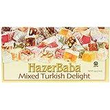 Hazer Baba Mixed Turkish Delight, 16oz