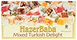 SweetGourmet Hazer Baba Mixed Turkish Delight, 16oz