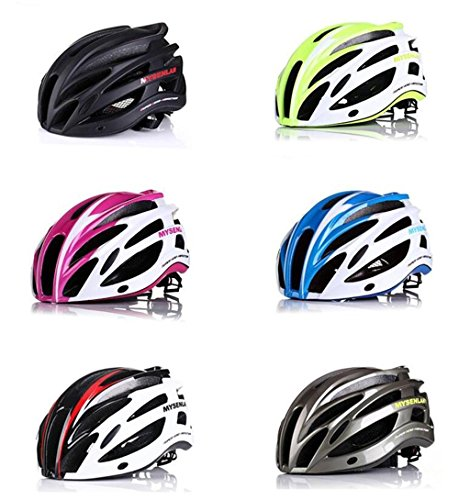 Rainbow flower Riding helmet integrally molded helmet mountain bike riding equipment bicycle helmets female models