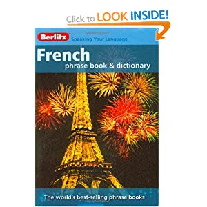 Berlitz for French phrases