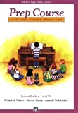 51EkPvIG2rL. SL160  Prep Course for the Young Beginner: Lesson Book   Level D (Alfreds Basic Piano Library)