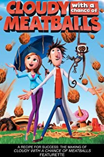 Cloudy with a Chance of Meatballs (HD) Animation | Comedy