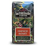San Francisco Bay Coffee Whole Bean Coffee French Roast 12 Ounce Bag