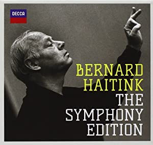 Bernard Haitink The Symphony Edition (Decca box set)