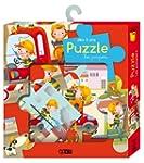 Ma Boite a Jeux : Puzzle des Pompiers...