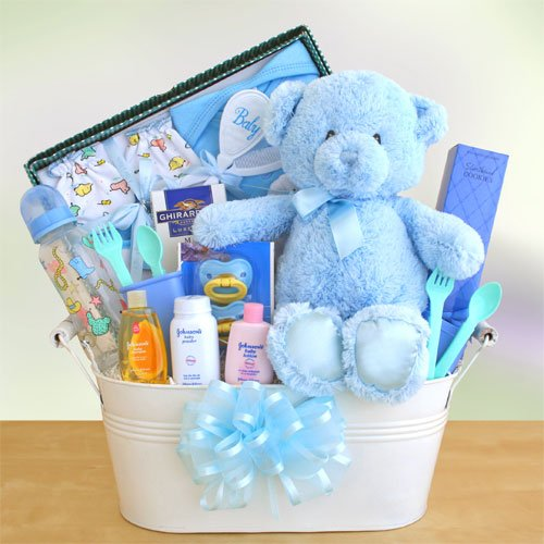 New Arrival Baby Boy Gift