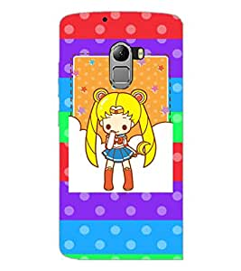 PrintDhaba Cartoon D-4512 Back Case Cover for LENOVO K4 NOTE A7010a48 (Multi-Coloured)